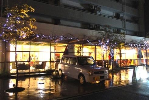 安佐南区 マイカフェ(my cafe) 外観2