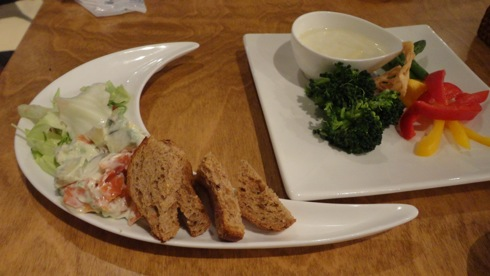 安佐南区 マイカフェ(my cafe) 前菜の画像