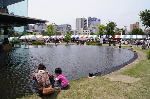 福山ばら祭2012 中央公園の様子30