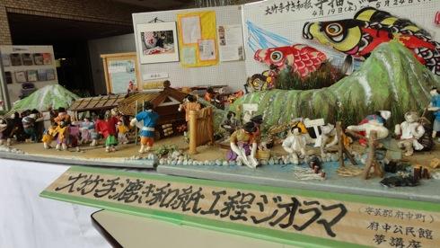 大竹 手すき和紙 鯉のぼりの画像3