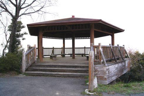 呉市 豊町 一峰寺公園への道 画像6