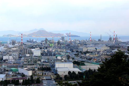 大竹明新化学が爆破事故、広島県大竹市の工場で粉じん爆発