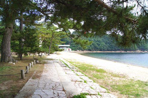 広島の 桂浜海水浴場 画像6
