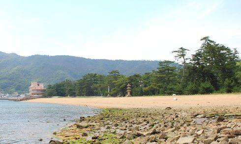 広島 桂浜海水浴場の画像8