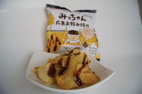 ポテトチップス みっちゃん広島お好み焼味 画像4