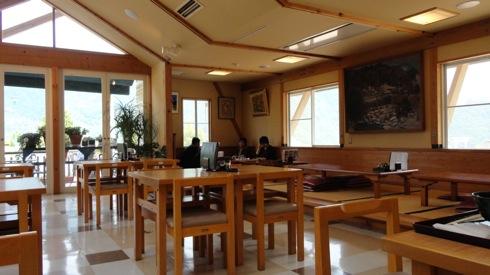 温井ダム レストラン茂美路 の画像5