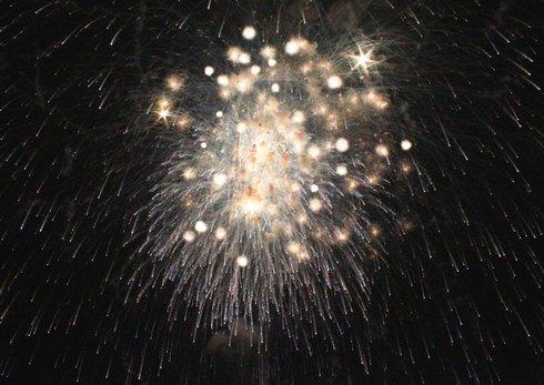 宮島水中花火大会2012 の画像8