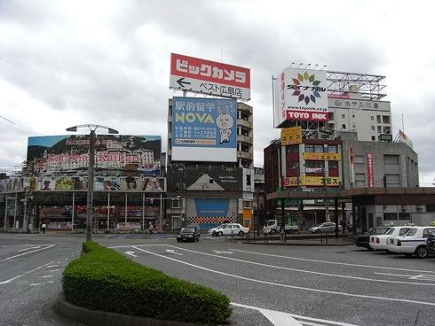 広島駅前が大変身!エールエールB館やホテル、ビックカメラなど2016年 完成予定