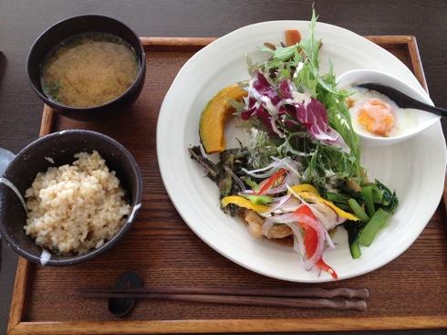 広島のcafe 川辺の四季の画像 9