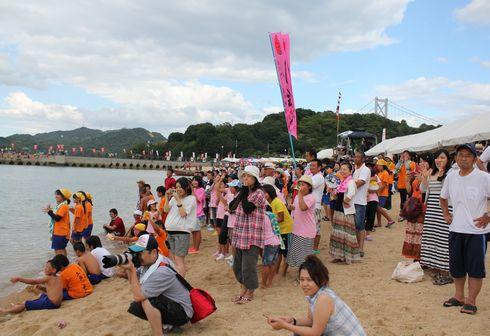 因島水軍祭り・海まつり 小早レース 画像14