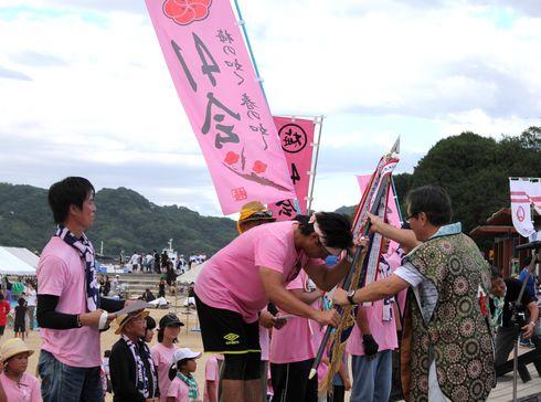因島水軍祭り・海まつり 小早レース 画像4