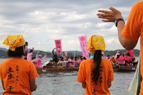因島水軍祭り・海まつり 小早レース 画像5