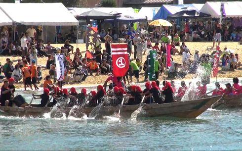 因島水軍祭り・海まつり 小早レース 画像7
