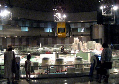 広島市交通科学館 ビークルシティ横からの画像