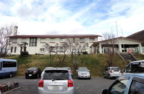 吾妻山ロッジ 駐車場の画像