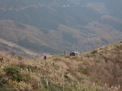 吾妻山(広島) 山頂からの景色2