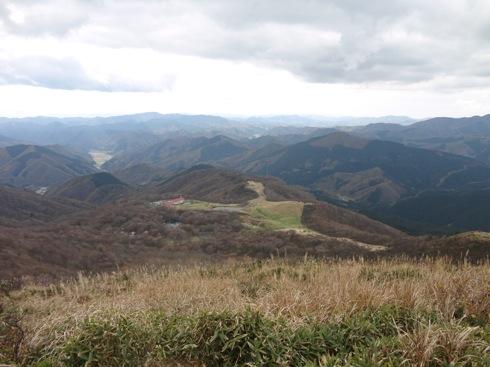 吾妻山(広島) 山頂からの景色1