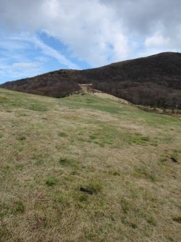 吾妻山(広島) 登山の風景 2