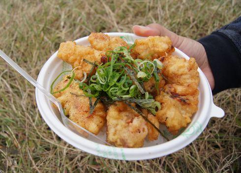 広島フードフェスティバル みはらたこ天丼 画像