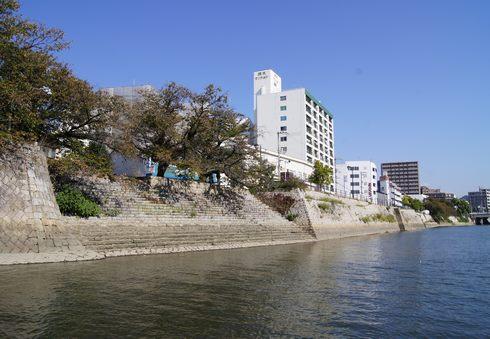 横川の雁木