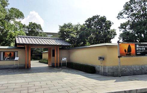 平山郁夫美術館 外観の写真