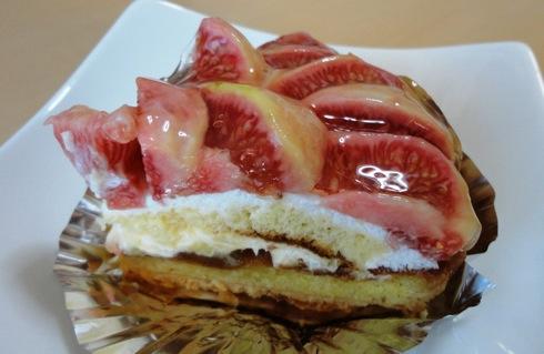コペイカ 大竹市のパン屋さん いちぢくタルト