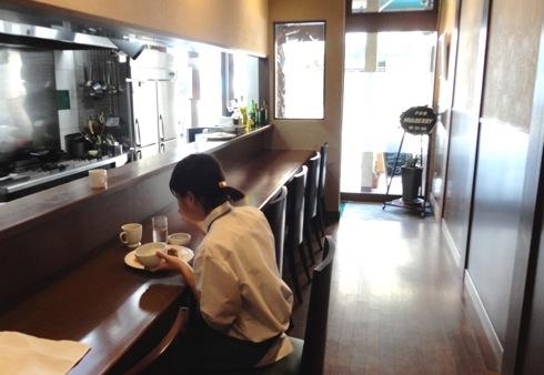 洋食屋 マルベリーの店内画像13