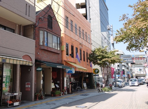 横川商店街 洋食屋 マルベリーの外観画像