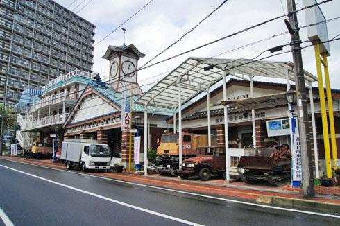 福山自動車時計博物館、乗れて触れて撮れる