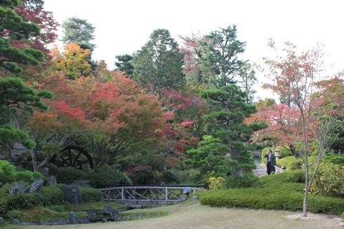 半べえ庭園 の様子画像23