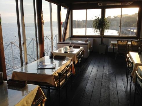 海と料理miya 店内の様子