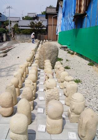 瀬戸田 石像アートの画像10