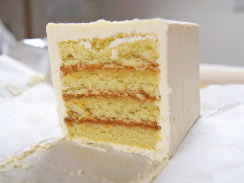 モーツァルトのバターケーキ、 ケークオブール 画像5