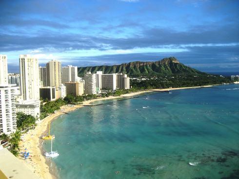岩国錦帯橋空港に、ハワイ行きチャーター便!来春より運航開始の見込み