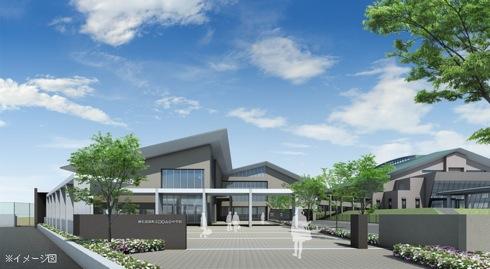 神石高原中学校 2014年開校、寄宿舎付き!