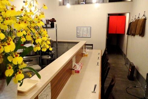 竹原市のラーメン 誠家(まことや) 店内画像1