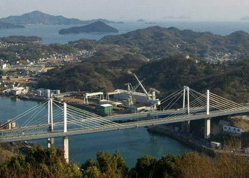 2013年4月から 尾道大橋無料化