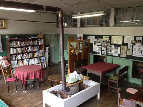 神石高原 学校食堂 給食室の画像