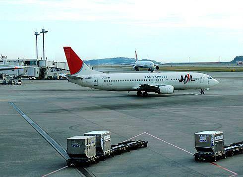 白市駅に 広島エアターミナル!駅で搭乗手続き後バスで飛行機まで直行