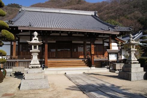 映画 東京家族のロケ地 圓妙寺