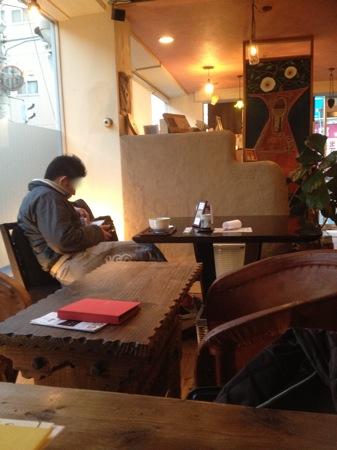 日本茶ばーUZI(ウージー) 店内の画像3