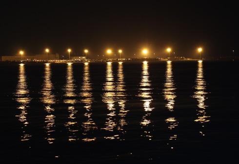 広島はつかいち大橋 周辺の五日市ふ頭