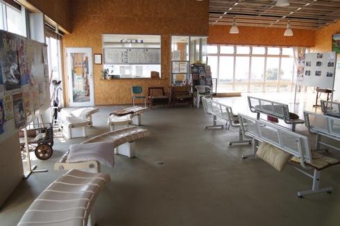 沖浦港 待合室の画像