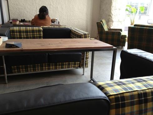 suzu cafe(スズカフェ) 広島の店内の様子3
