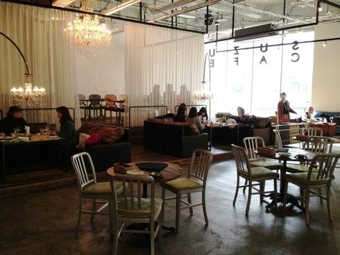 suzu cafe(スズカフェ) 広島の店内の様子1