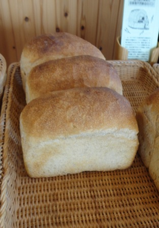 パン屋 ルサンク 食パン