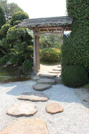 下蒲刈 松濤園(しょうとうえん) 庭園1