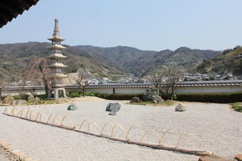 下蒲刈 松濤園(しょうとうえん) 庭園2