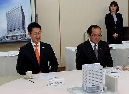 広島ワシントンホテル ひろしまルーム選考会の様子4
