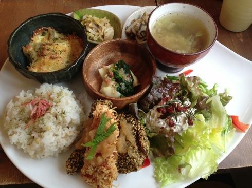 chimi cafe(チミカフェ) チミプレートランチ
